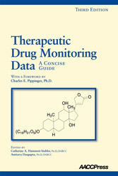 Therapeutic Drug Monitoring Data: A Concise Guide, 3rd Edition